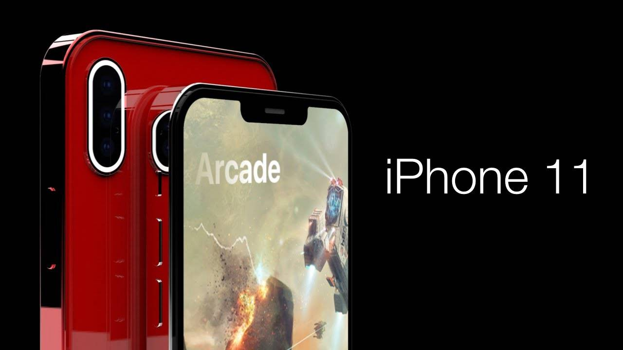 iPhone 11 concept iphone 5s