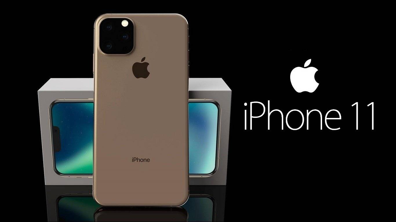 iPhone 11 pierdem