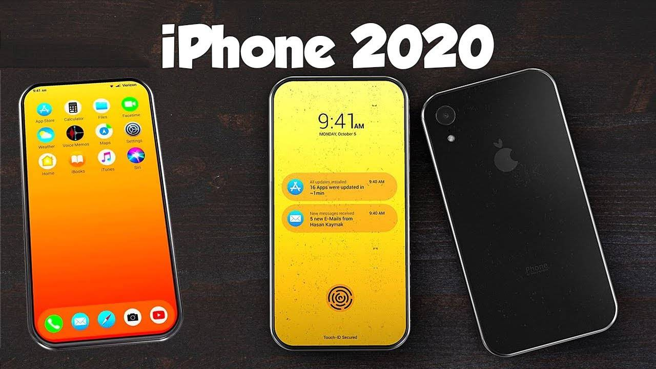 iPhone 2020 5nm