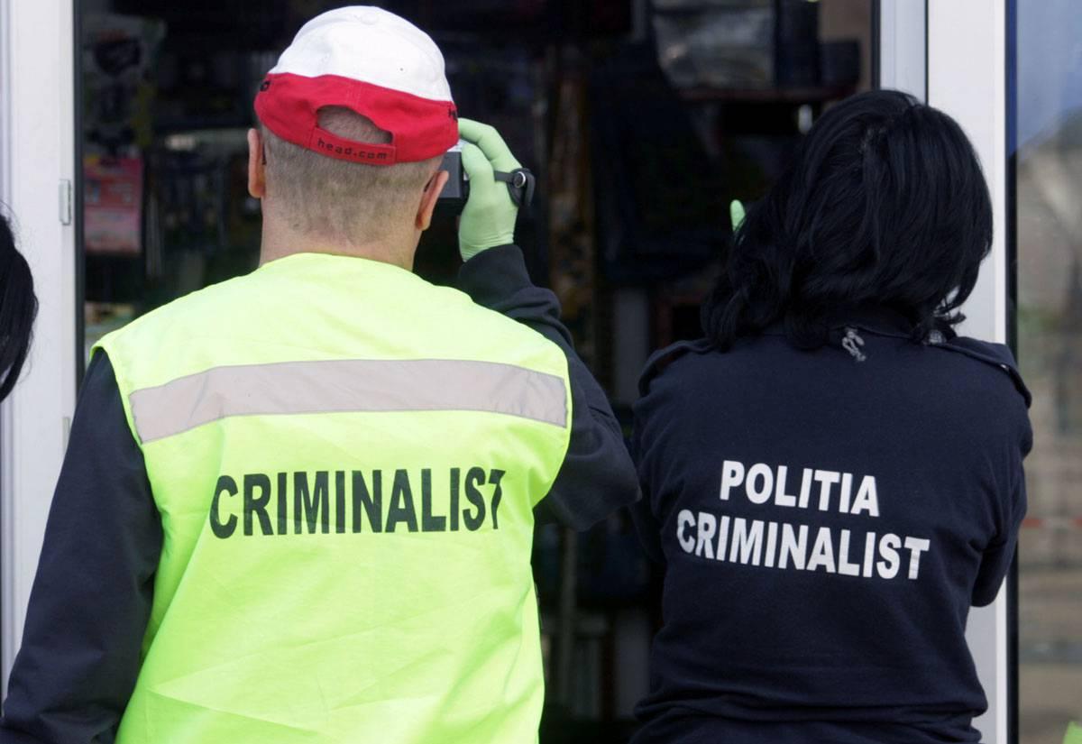 politia criminalist