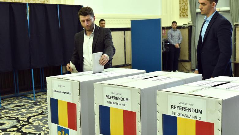 ALEGERI EUROPARLAMENTARE 2019 intrebari referendum