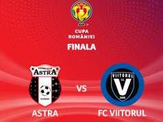 ASTRA - VIITORUL LIVE DIGISPORT FINALA CUPA ROMANIEI