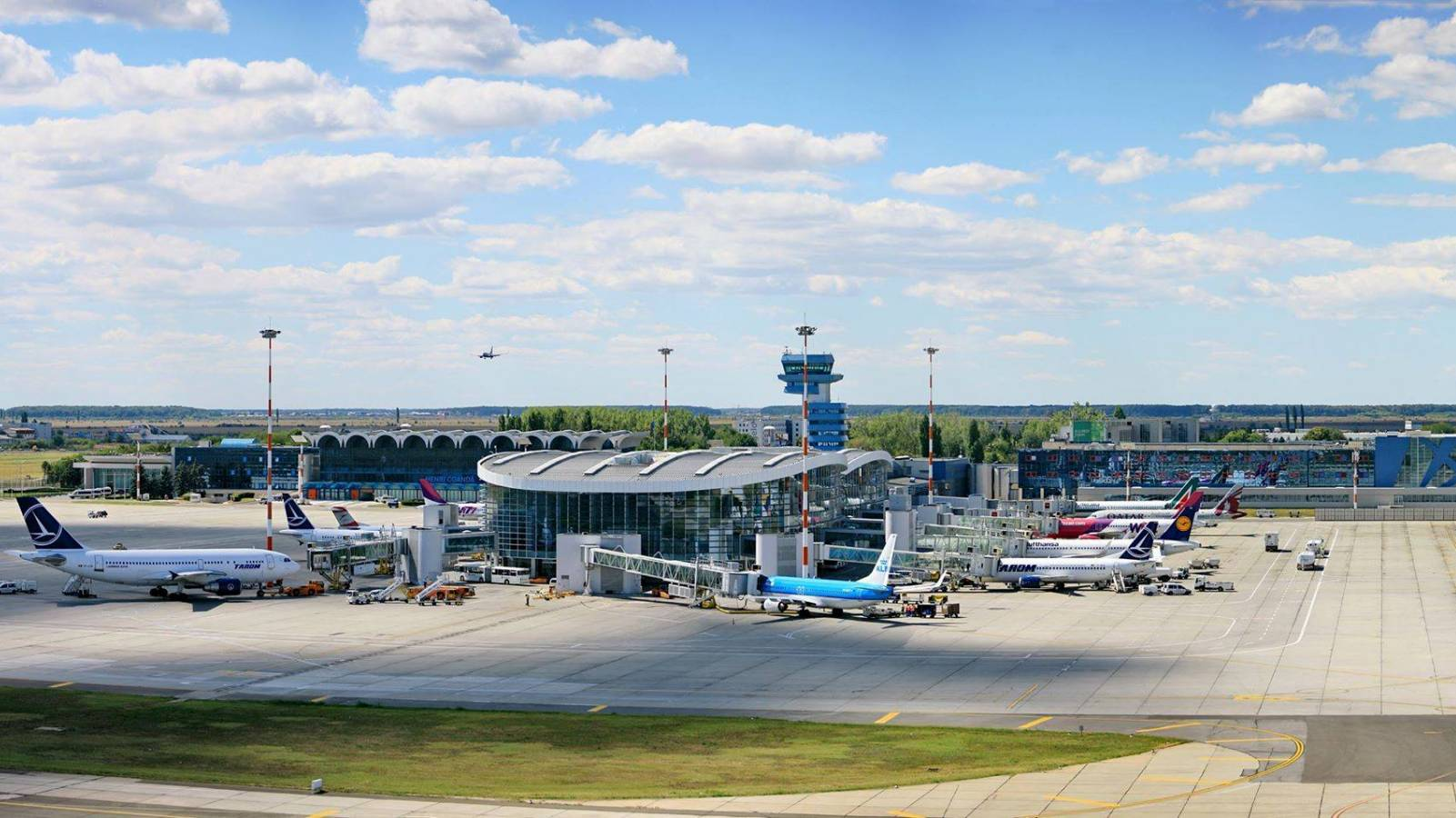 Aeroportul Otopeni Recunoastere Faciala