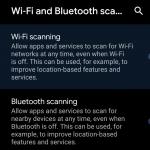 Android Q autonomie baterie