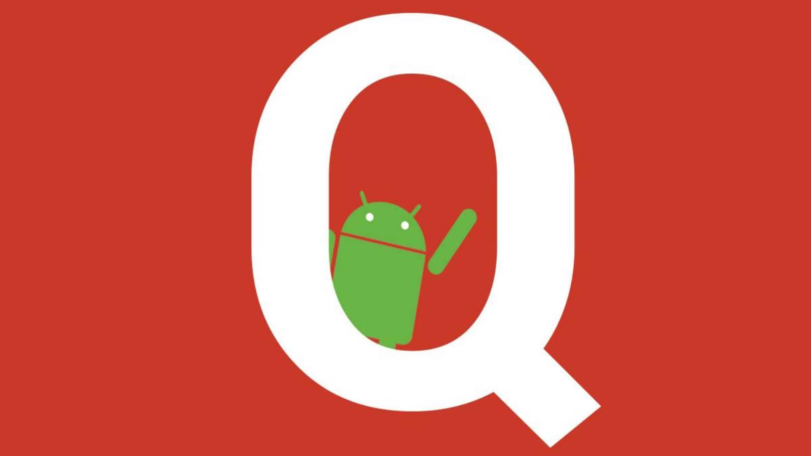 Android Q gesturi control