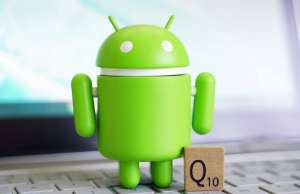 Android Q special