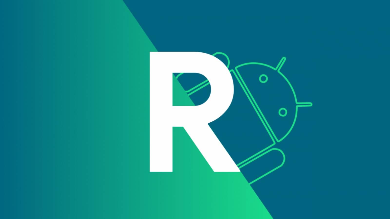 Android R capturi