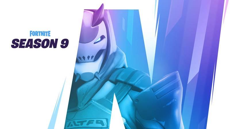 Fortnite lansare sezon 9