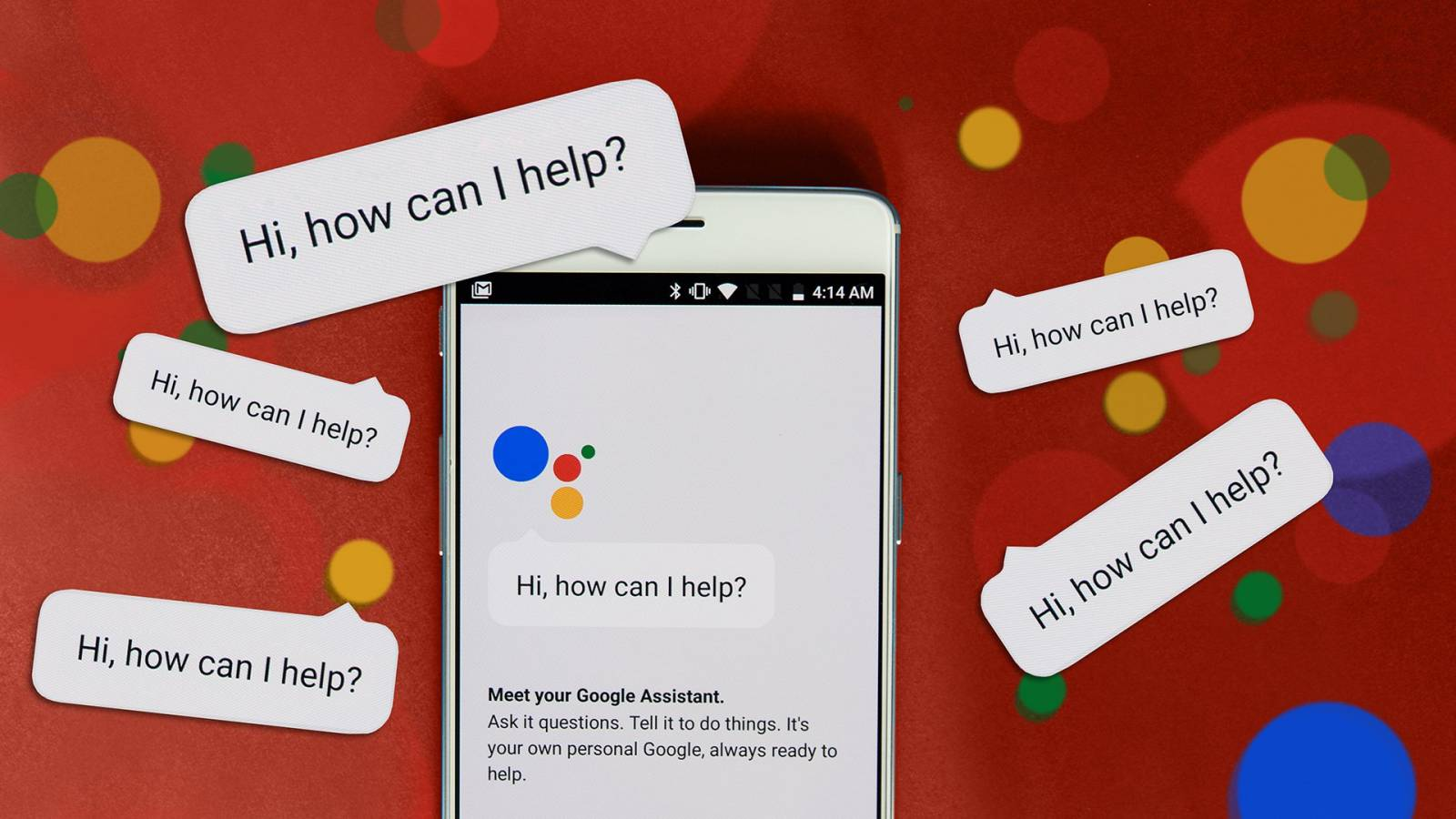 Google Assistant rapid