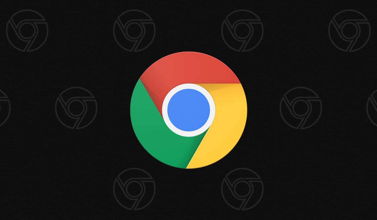 Google Chrome pagini