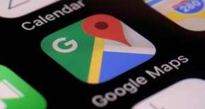 Google Maps incognito