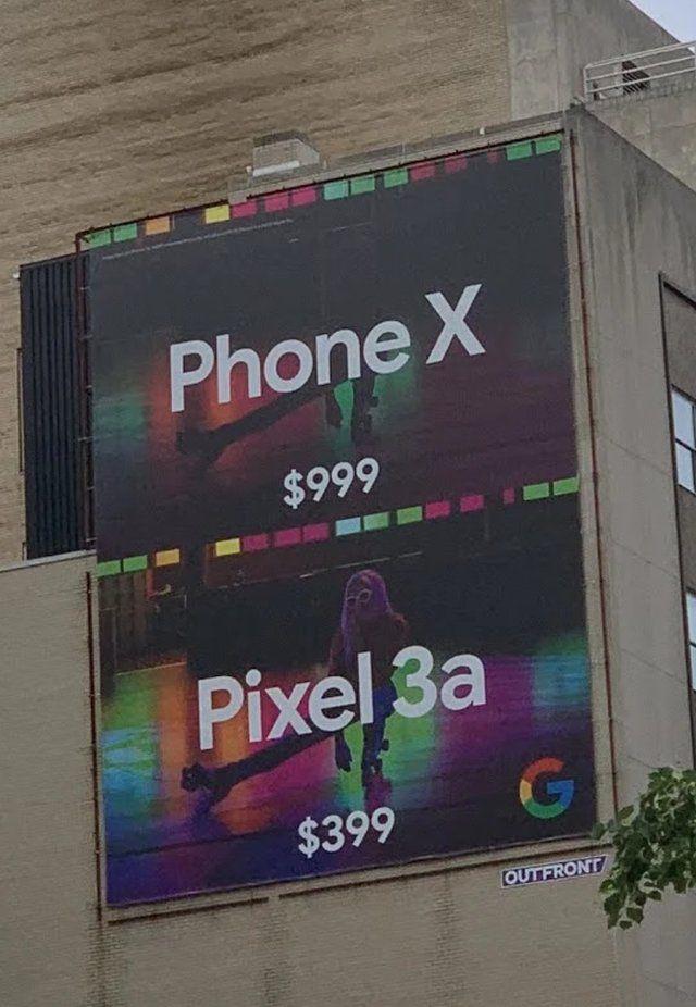 Google ataca iphone publicitate