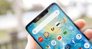 Huawei MATE 30 PRO design