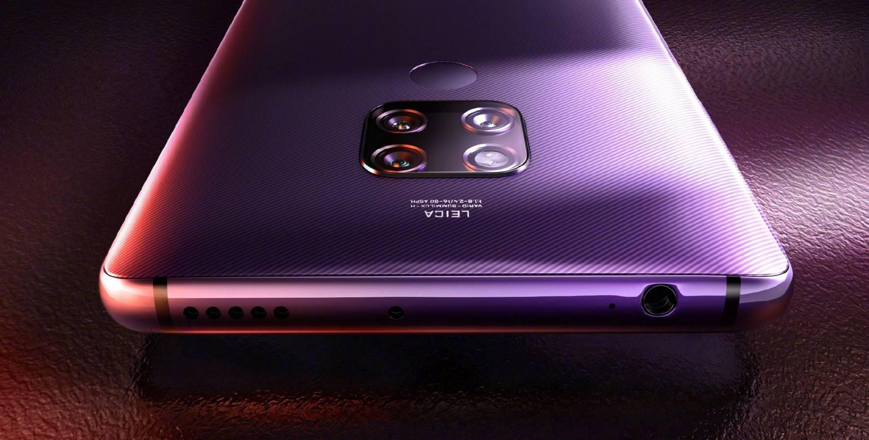 Huawei MATE 30 PRO exclusiv