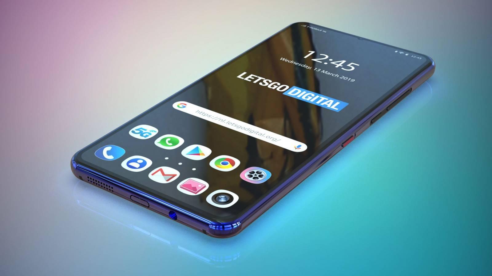 Huawei MATE 30 PRO ufs 3.0