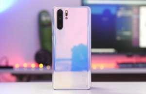 Huawei P30 PRO google