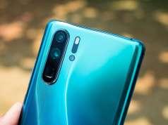 Huawei P30 PRO senzor