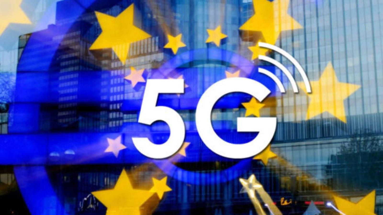 PRIMUL TELEFON 5G elvetia europa