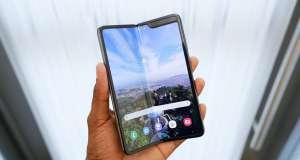 Samsung GALAXY FOLD rezolvare