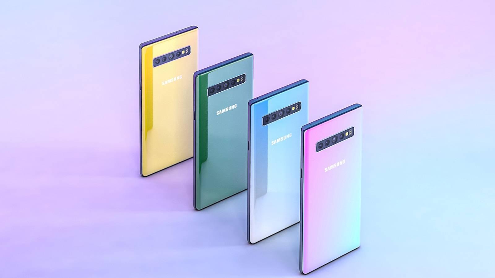 Samsung GALAXY NOTE 10 culori