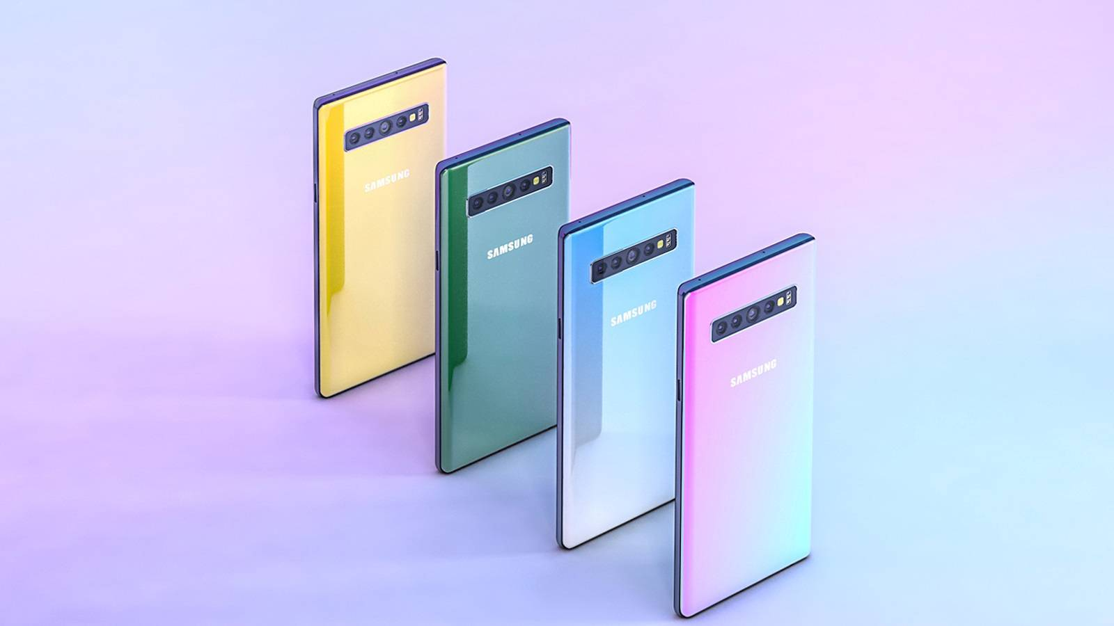 Samsung GALAXY Note 10 curbat