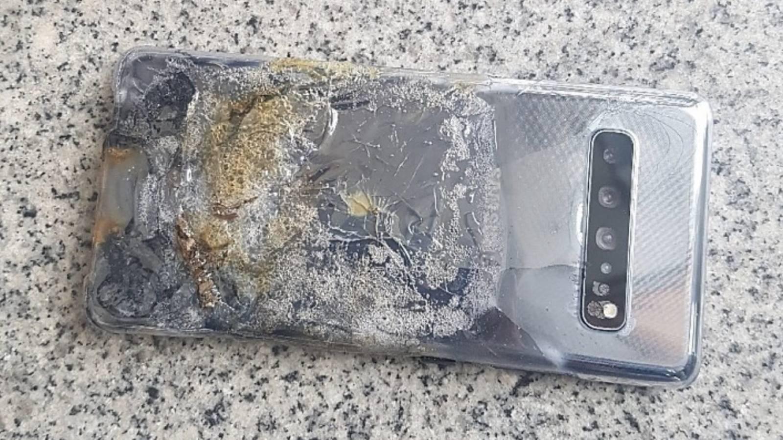 Samsung GALAXY S10 5G scandal foc