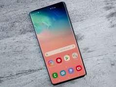 Samsung GALAXY S10 cardinal