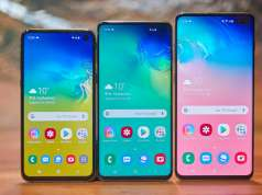 Samsung GALAXY S10 hack