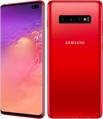 Samsung GALAXY S10 rosu imagini