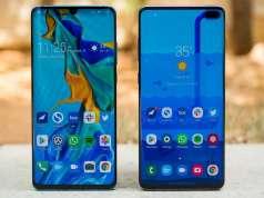 Samsung GALAXY S10 ufs 3.0 Huawei P30 PRO oneplus 7 pro