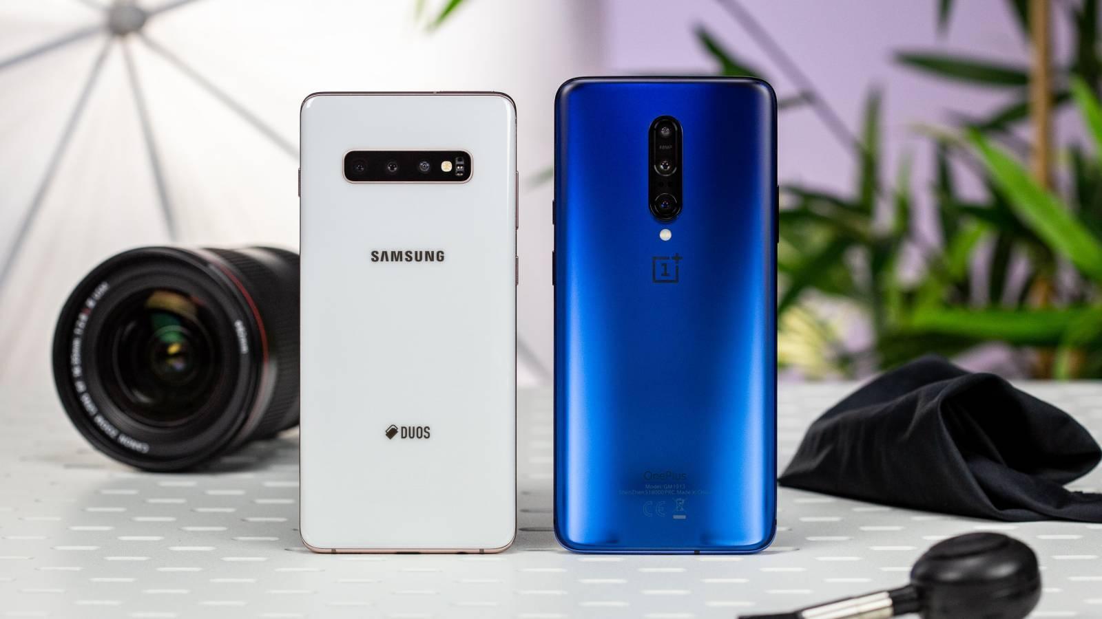 Samsung GALAXY S10 umilit OnePlus 7 PRO