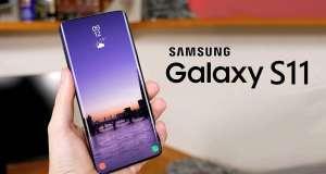 Samsung GALAXY S11 chip
