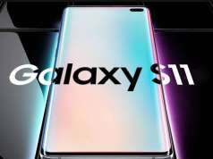 Samsung GALAXY S11 face id