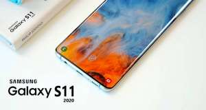 Samsung GALAXY S11 gradient