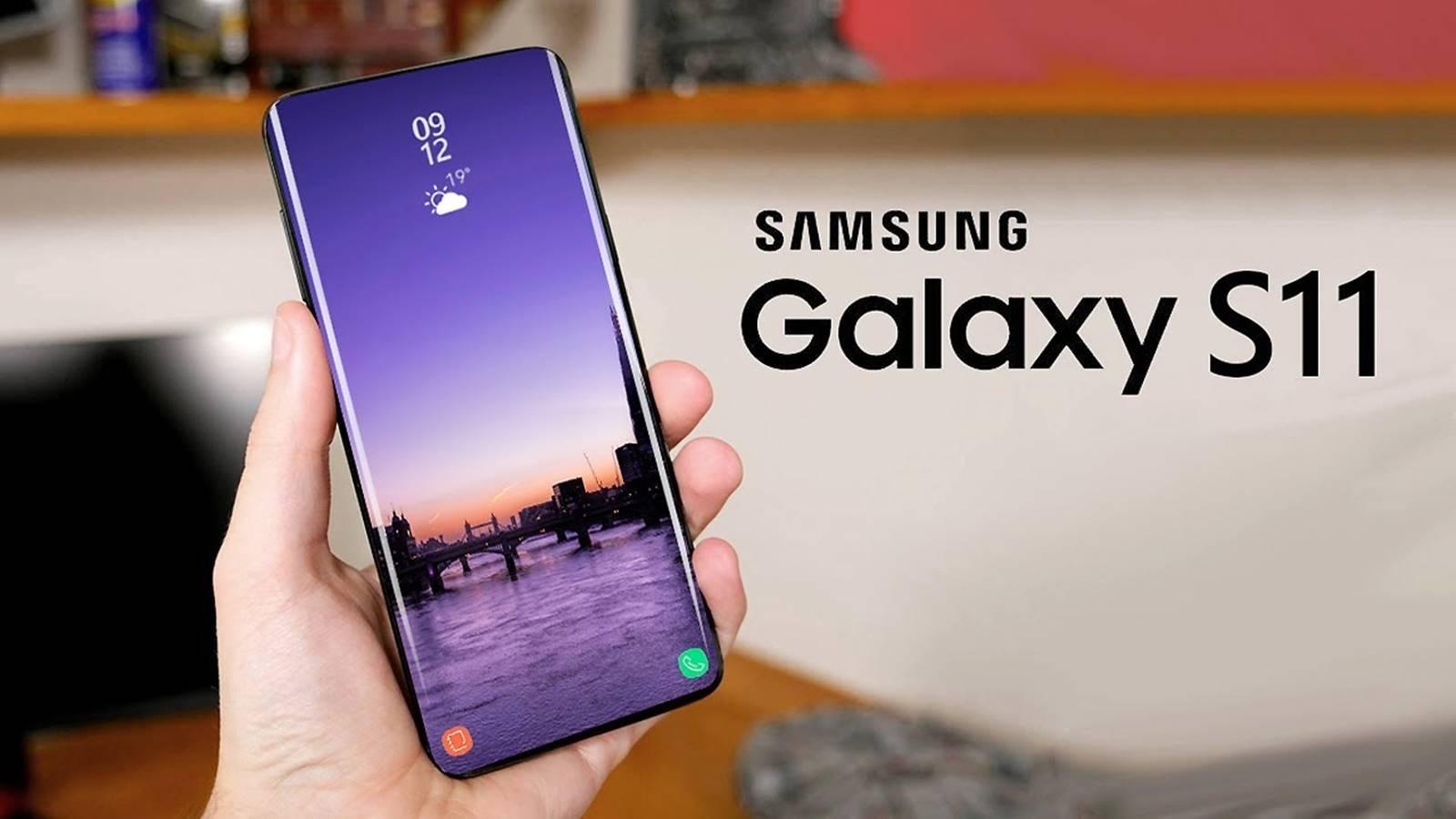 Samsung GALAXY S11 picasso