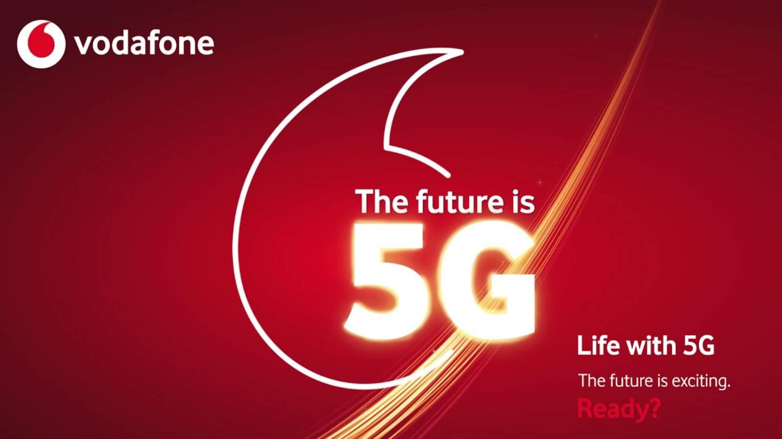 Vodafone problema 5g