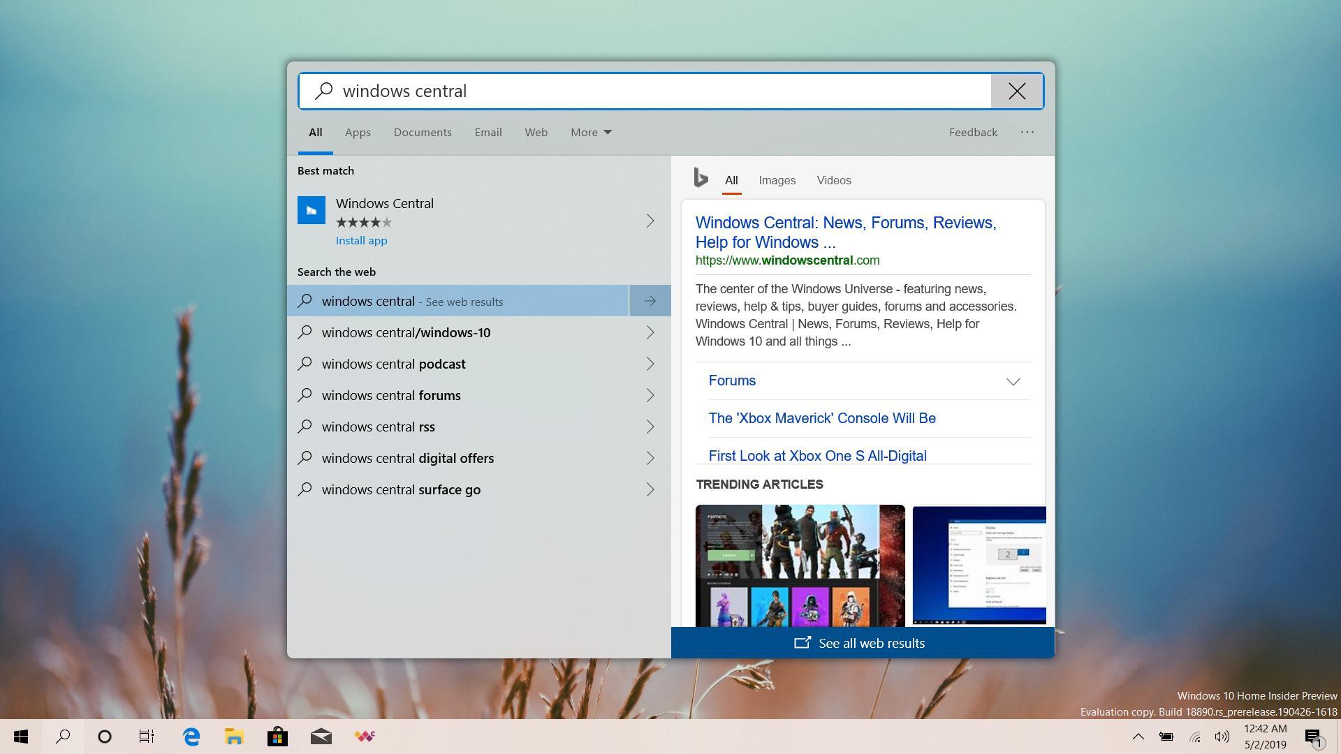 Windows 10 colturi rotunde