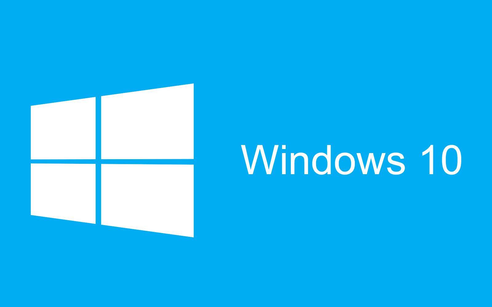Windows 10 sperie