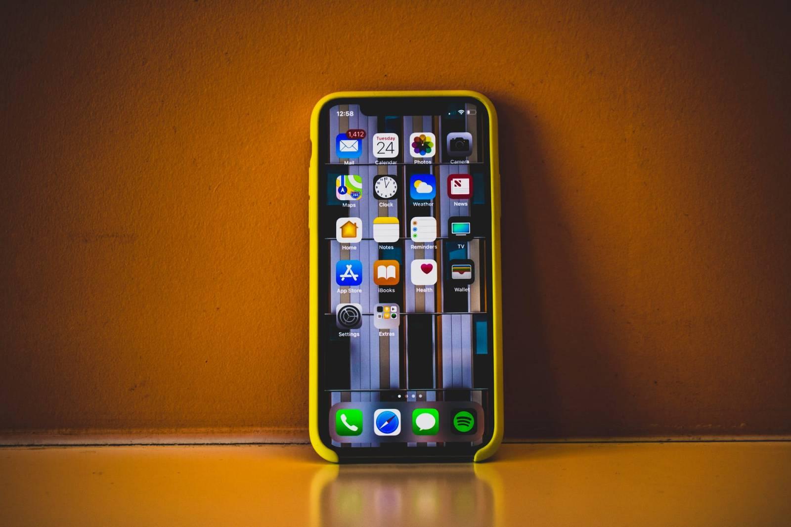 apple reduce productie iphone