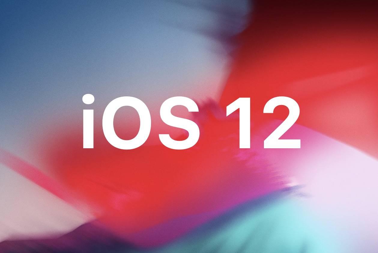 iOS 12 semnare