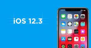 iOS 12.3 autonomie baterie iphone
