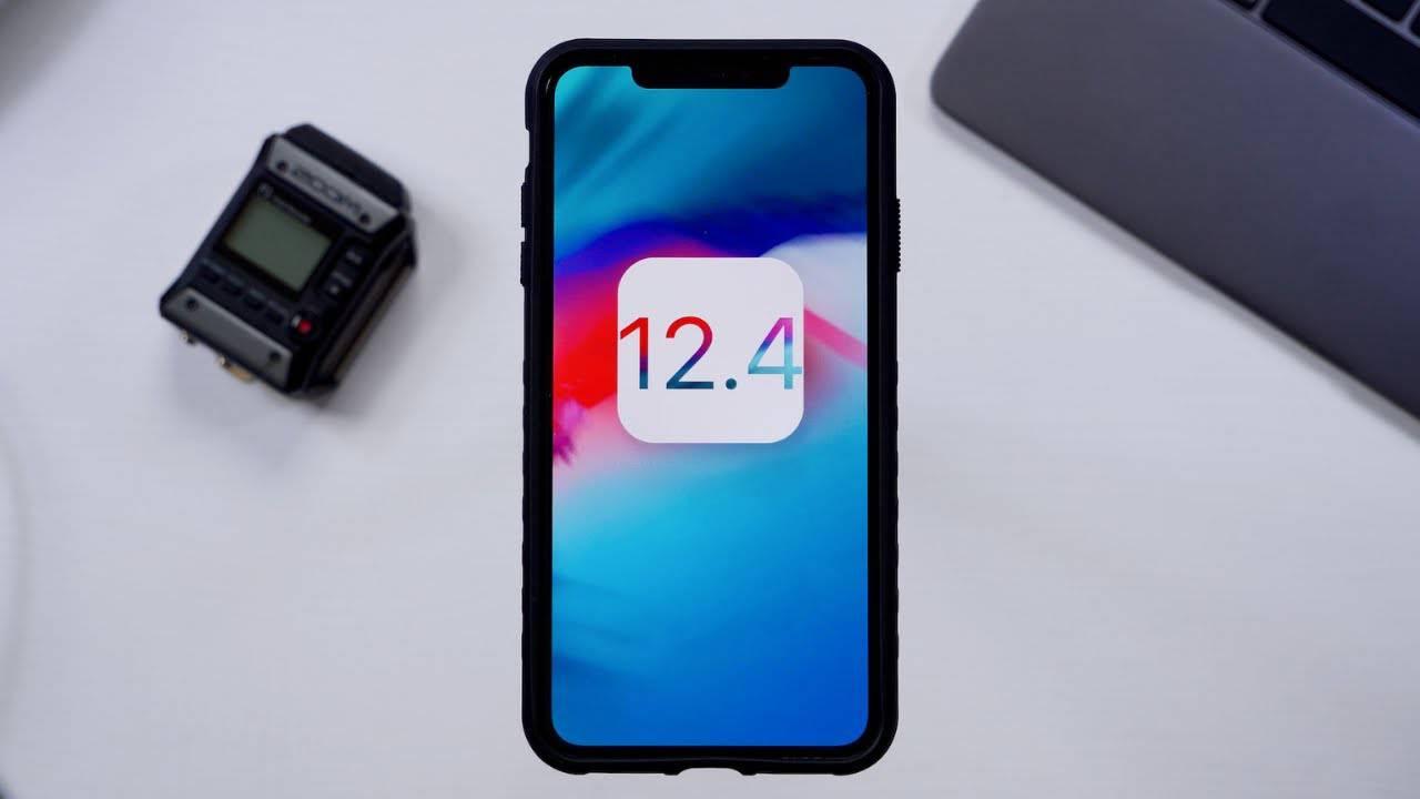 iOS 12.4 beta 2