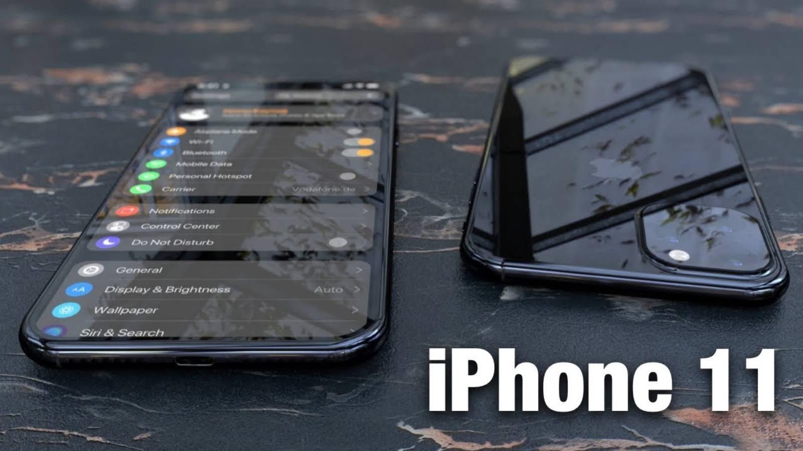 iPhone 11 antene