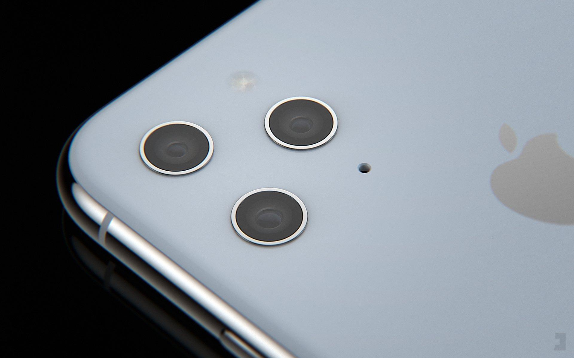 iPhone 11 frumos concept
