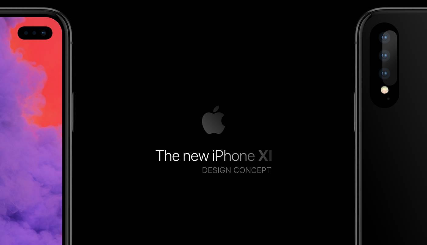 iPhone 11 perforatie Samsung GALAXY S10