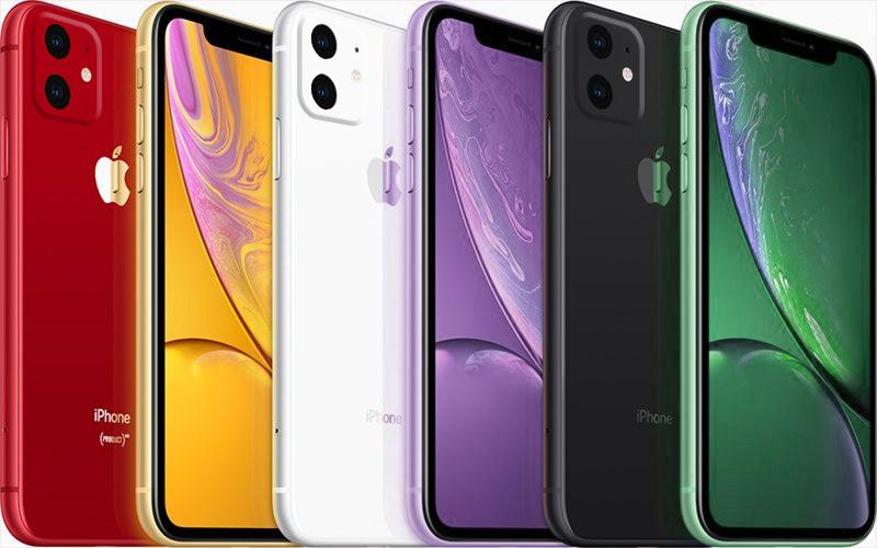 iPhone XR 2019 culori concept
