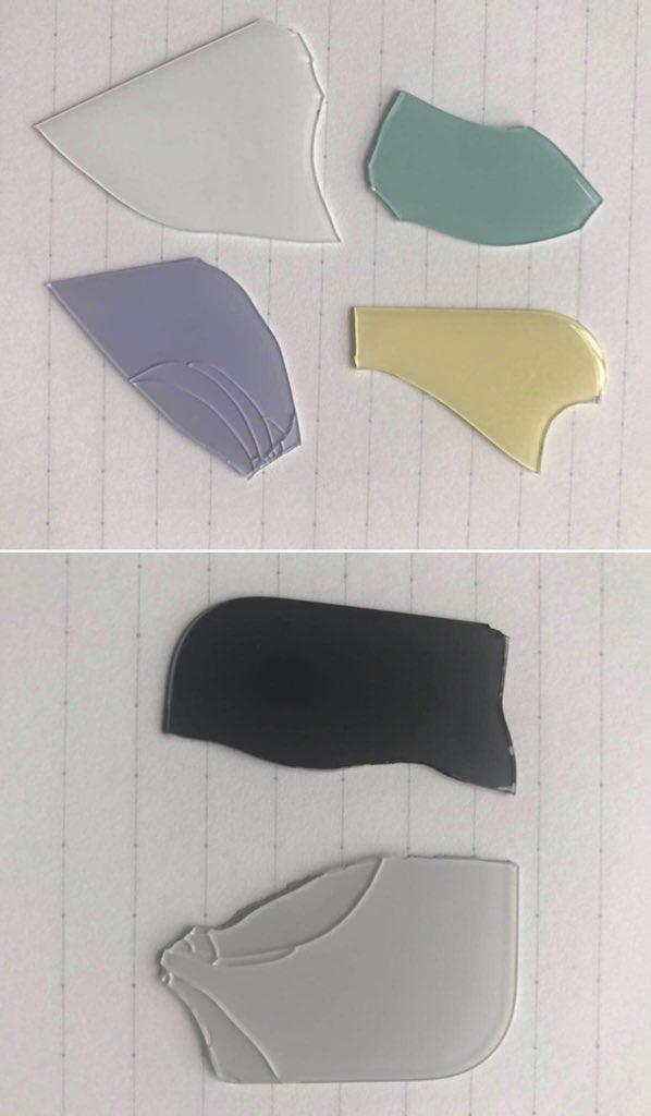 iPhone XR 2019 culori imagini sticla