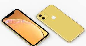 iPhone XR 2019 imagini design