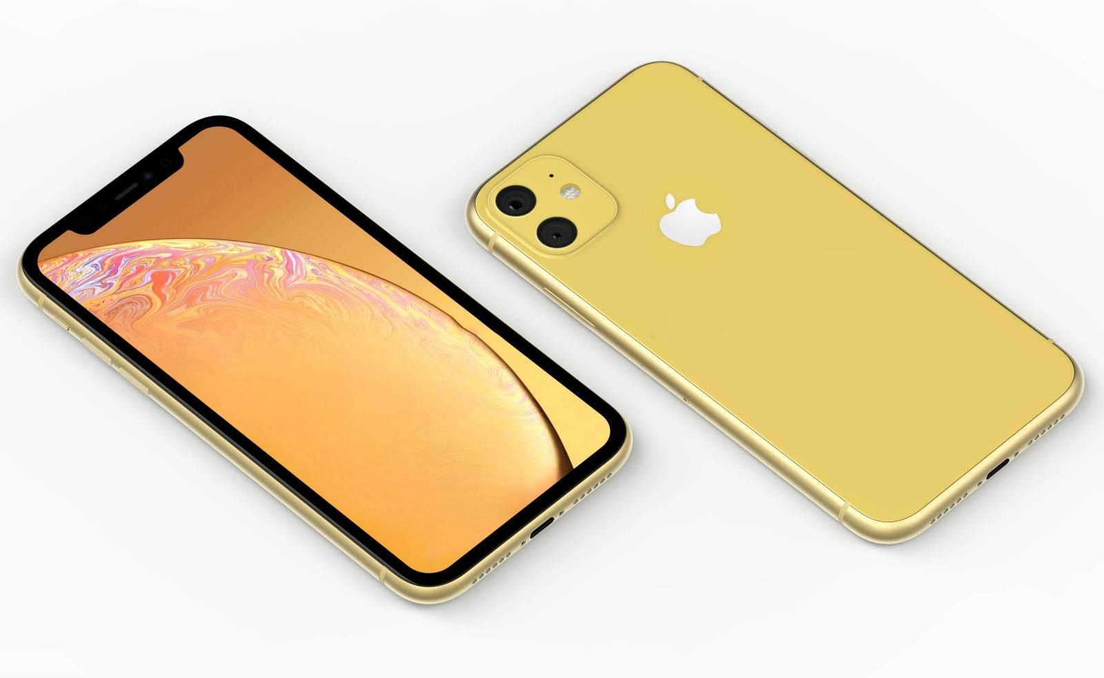 iPhone XR 2019 imagini design carcasa