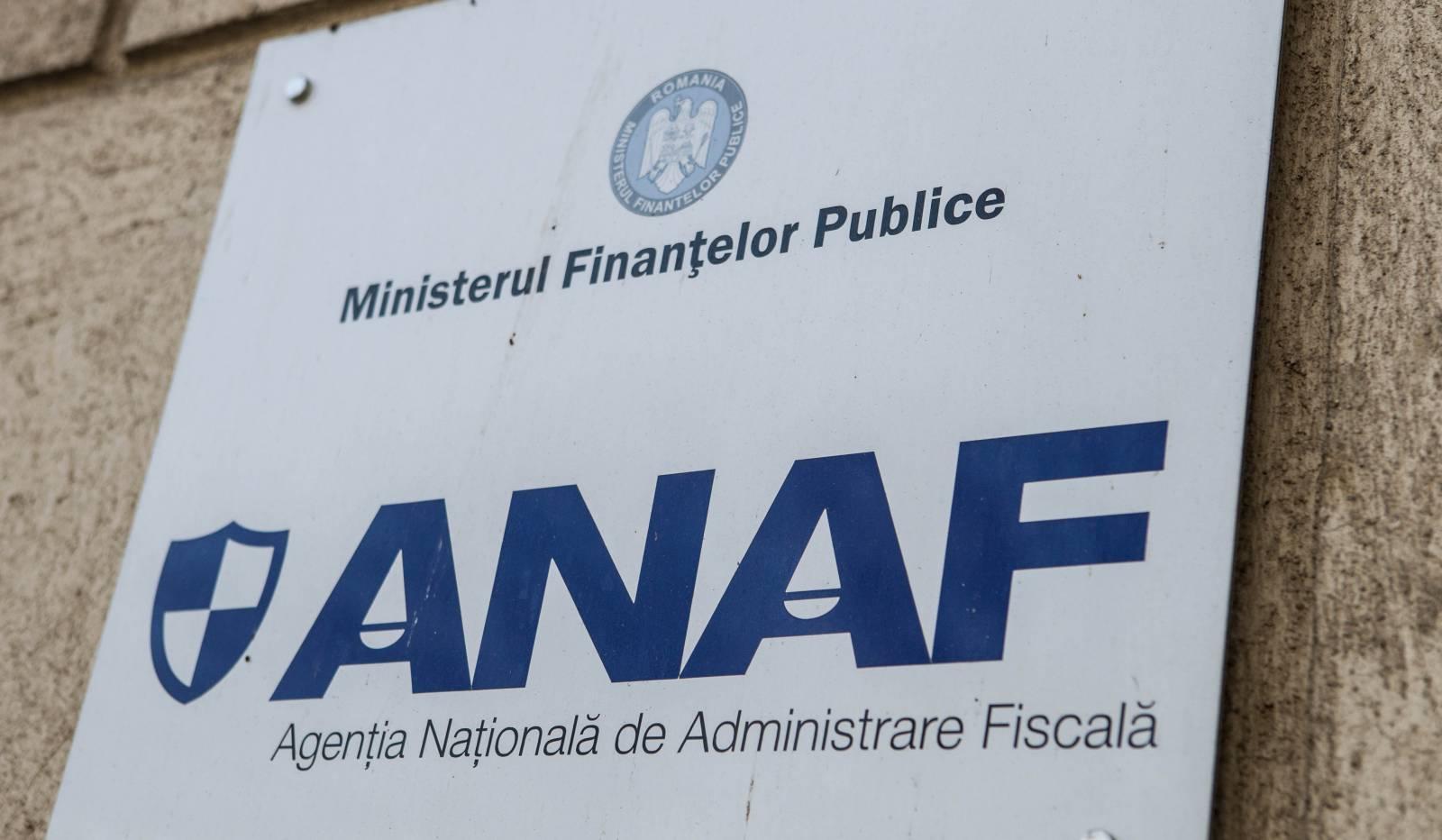 ANAF frauda